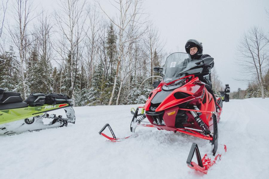 Hitting the trails in the Acadian Peninsula