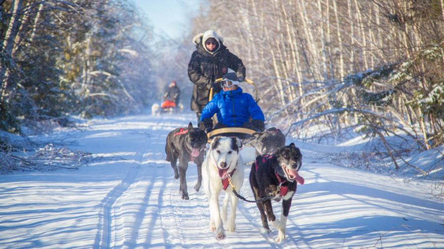 Chaleur Region has a warm winter welcome