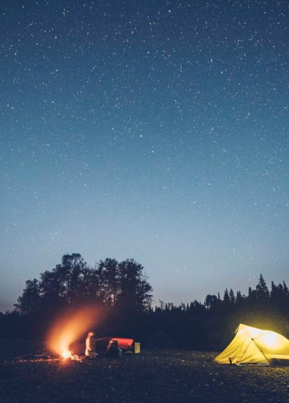 8 Ways to Set Up Camp in New Brunswick