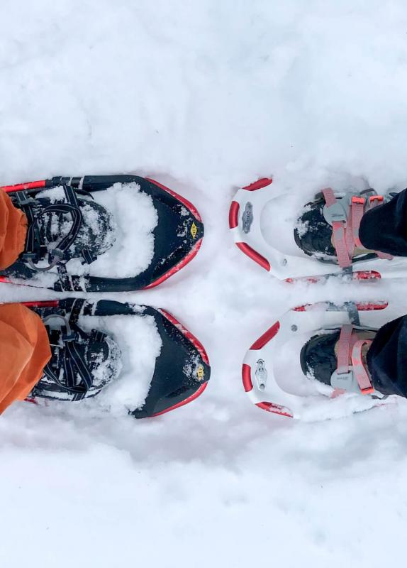 Hiking NB's Recommended Places to Rent Snowshoes and Explore Trails